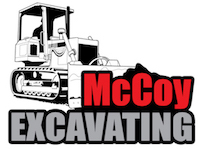 McCoy Excavating Company Georgetown, KY Excavation